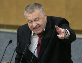 """Жириновский пообещал арестовать всех депутатов Госдумы от """"Единой России"""""""