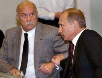 "Говорухин как глава предвыборного штаба Путина ""наехал"" на Медведева"