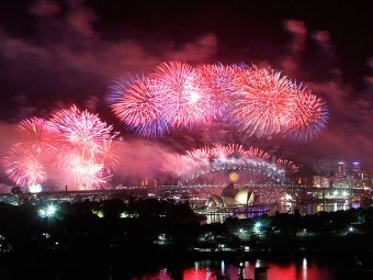 Мир встретил Новый год: самые красочные шоу планеты