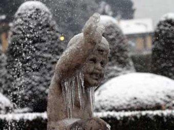 В Европе из-за страшных морозов уже погибли 70 человек