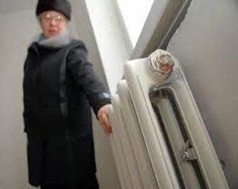В пригороде Петербурга замерзают люди