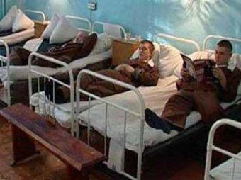 В Красноярском крае 46 ракетчиков госпитализированы с пневмонией