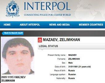 В Москве ранен разыскиваемый за убийство Ямадаева