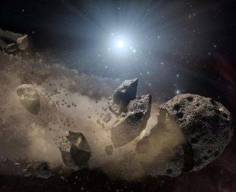 """Ученые: в 2013 году на Землю готов упасть новый """"тунгусский метеорит"""""""