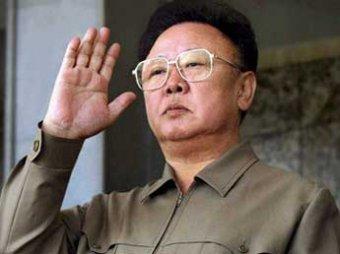 В Корее открыли первый памятник Ким Чен Иру