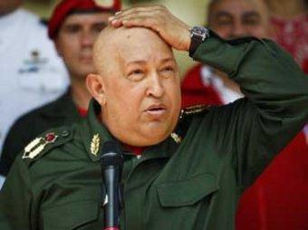 Утечка из Stratfor: русские ждут смерти Уго Чавеса