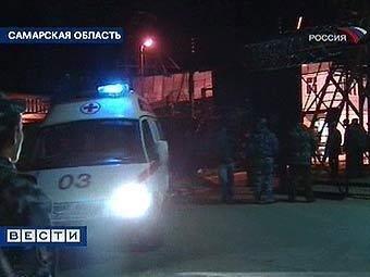 В Самаре беглый зэк закидал СОБР гранатами
