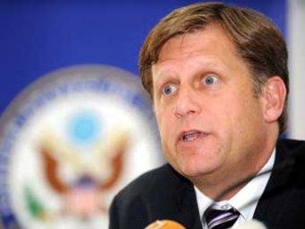 Посол США обвинил прокремлевский телеканал RT во лжи о себе и Навальном