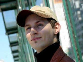 Основатель «Вконтакте» Павел Дуров подарил «Википедии»  млн