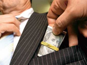 Генпрокуратура назвала наиболее подверженные коррупции ведомства