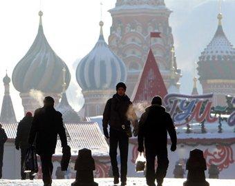 В Москву снова идут морозы