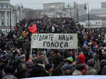 Оппозиция объявила ультиматум власти: либо Манежная, либо стихийная акция