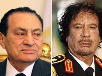 Мубарак признался, что Каддафи планировал убить саудовского короля