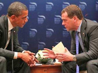 Приватный разговор Обамы и Медведева  попал в прессу, вызвав скандал (РАСШИФРОВКА)