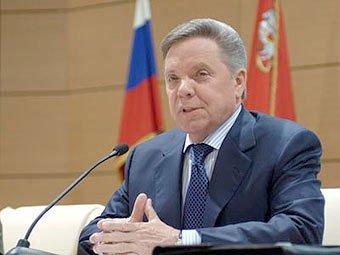 Громов больше не хочет быть губернатором Подмосковья