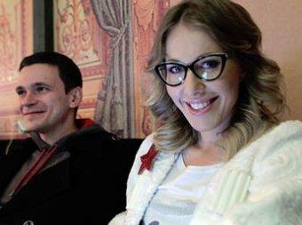 В Москве завели дело в связи с «избиением» Собчак и Яшиным журналисток