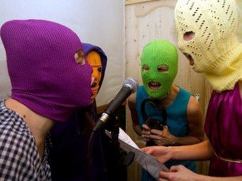 В Москве подростки повторили выходку Pussy Riot