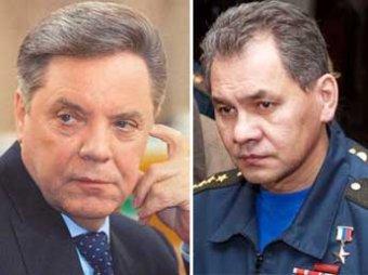 Медведев предложил кандидатуру Шойгу на место Громова