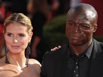 Супермодель Хайди Клум подала на развод с певцом Силом