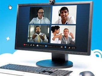 Microsoft выпустит версию Skype для работы в браузерах