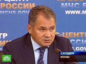 Шойгу утвержден в должности губернатора Подмосковья