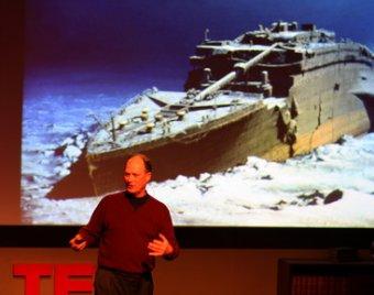 """Спустя 100 лет на борту """"Титаника"""" происходит необъяснимое"""
