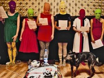 Девушки из Pussy Riot написали письмо Медведеву