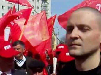 Жена Удальцова раскрыла тайну ролика об избиении журналистки в Ульяновске
