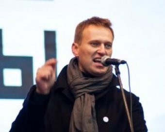 Навальный стал единственным россиянином в ТОП-100 самых влиятельных людей мира