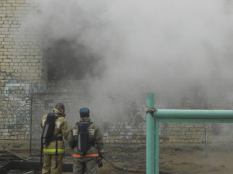 В Чите взорвался склад пиротехники