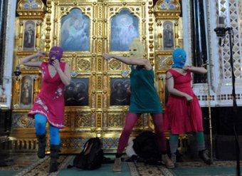 Эстонские депутаты во главе с президентом вступились за Pussy Riot