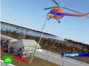 Замначальника Вологодской заподозрили в содействии побегу на вертолете