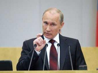 Путин отчитался перед Госдумой: доходы россиян в кризис только росли