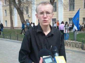 Голодающий Шеин готов умереть, если в Астрахани не проведут перевыборы