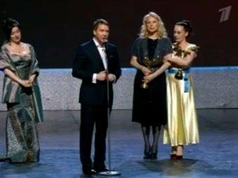 """Вручение премии """"Ника"""" не обошлось без скандала: отличилась Собчак"""