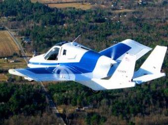 США и Голландия провели первые запуски летающих автомобилей