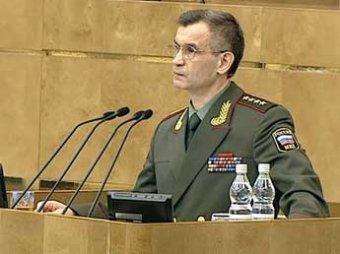 Нургалиев пожаловался в Госдуме на чрезмерное информационное давление на полицию