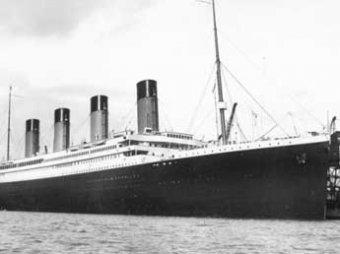 Австралийский миллиардер намерен построить точную копию «Титаника»