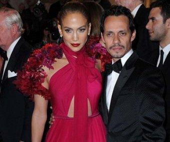 Муж Дженифер Лопес подал на развод