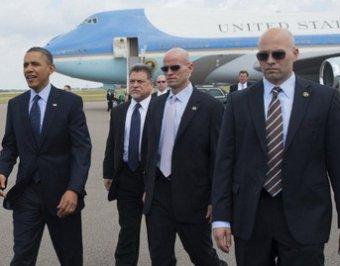 В СМИ попали фото проститутки, сдавшей охрану Обамы