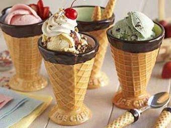 Ученые доказали, что мороженое вызывает головную боль