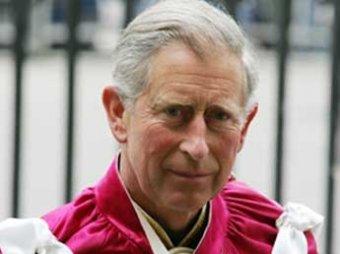 Принц Уэльский Чарльз стал ведущим прогноза погоды в Шотландии