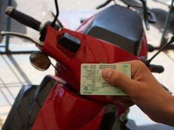 Водителям скутеров и мопедов в России придется получать права