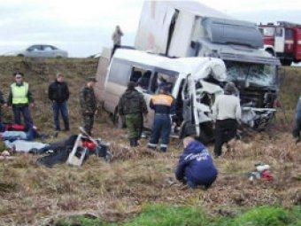 В автоаварии в Казахстане погибли 15 граждан Киргизии