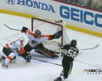 Сэйв Брызгалова признан самым зрелищным в НХЛ