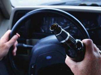 СМИ: российским водителям разрешат кружку пива