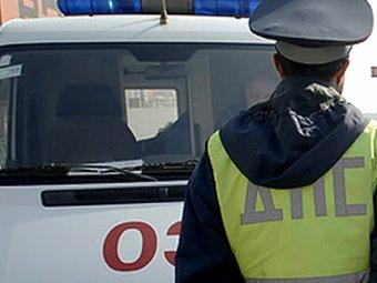 Полицейский на Lexus сбил пенсионерку под Томском