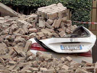 Страшное землетрясение в Италии: около десяти погибших