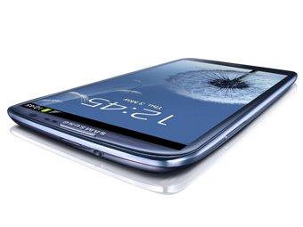 Samsung представила миру конкурента iPhone