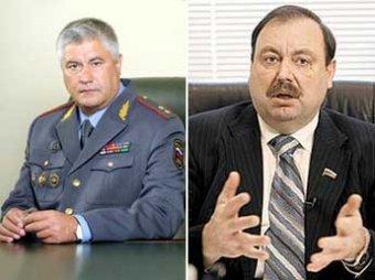 Новый глава МВД Колокольцев ввязался в скандал с ЧОПом Гудковых